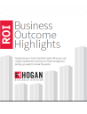 Business Outcome Highlights ROI 2015