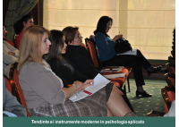 Biografie speakeri Conferinta Internationala: Tendinte si instrumente moderne in psihologia aplicata - HART Consulting