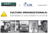 Organizational culture: health and safety - HART Consulting