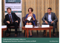 Amalia Sterescu - Succession planning: what is next after the theory - HART Consulting