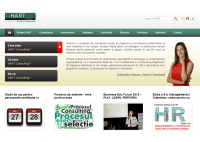 HART Consulting are un nou site incepand cu 26 septembrie - HART Consulting