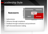 Leadership toxic - Jarrett Shalhoop, Senior Consultant - Global Alliances Hogan Assessment USA - HART Consulting