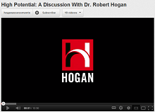 High Potential: A Discussion With Dr. Robert Hogan