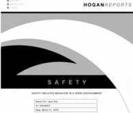 Hogan Safety report